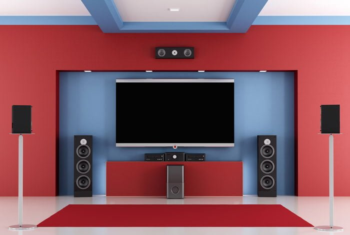Multi channel Surround Sound Systems Review